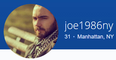 okcupid username example B