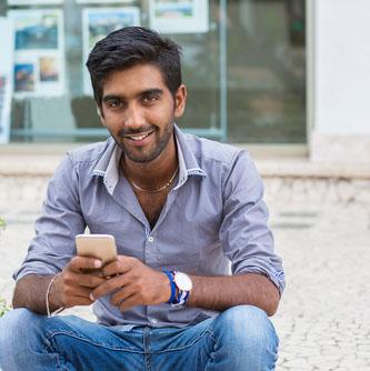 best profile header for online dating